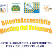 Meeting-Volontariato